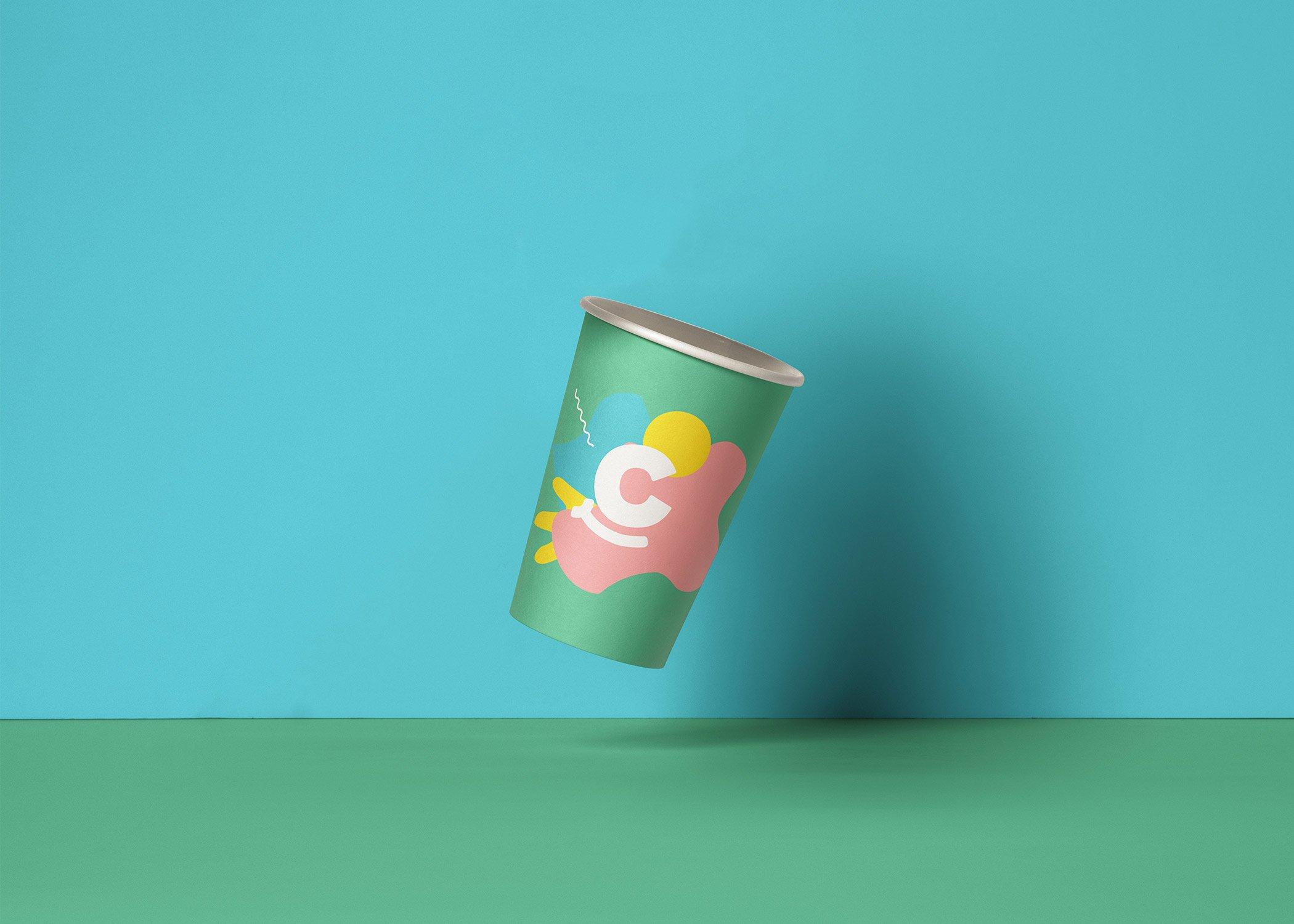 CRECHE cup f